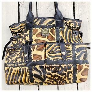 Dooney & Bourke Monza June Safari Bag